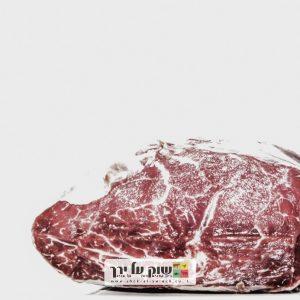 בשר איכותי מוכן לטיגון או צליה - שוק על ירך הקצביה של תל אביב. אטליז ובית קצבים איכותי בתל אביב