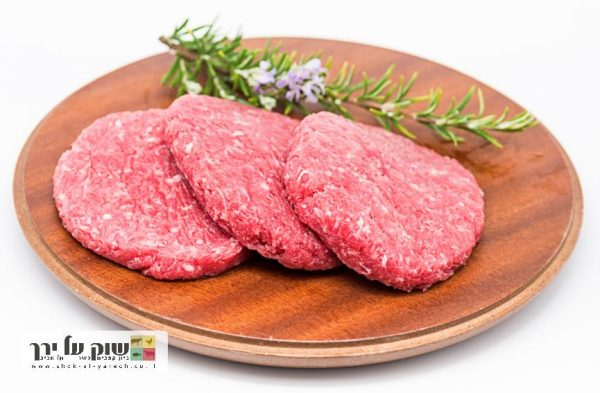 המבורגר טרי - שוק על ירך תל אביב - בשר כשר איכותי בתל אביב קצביה